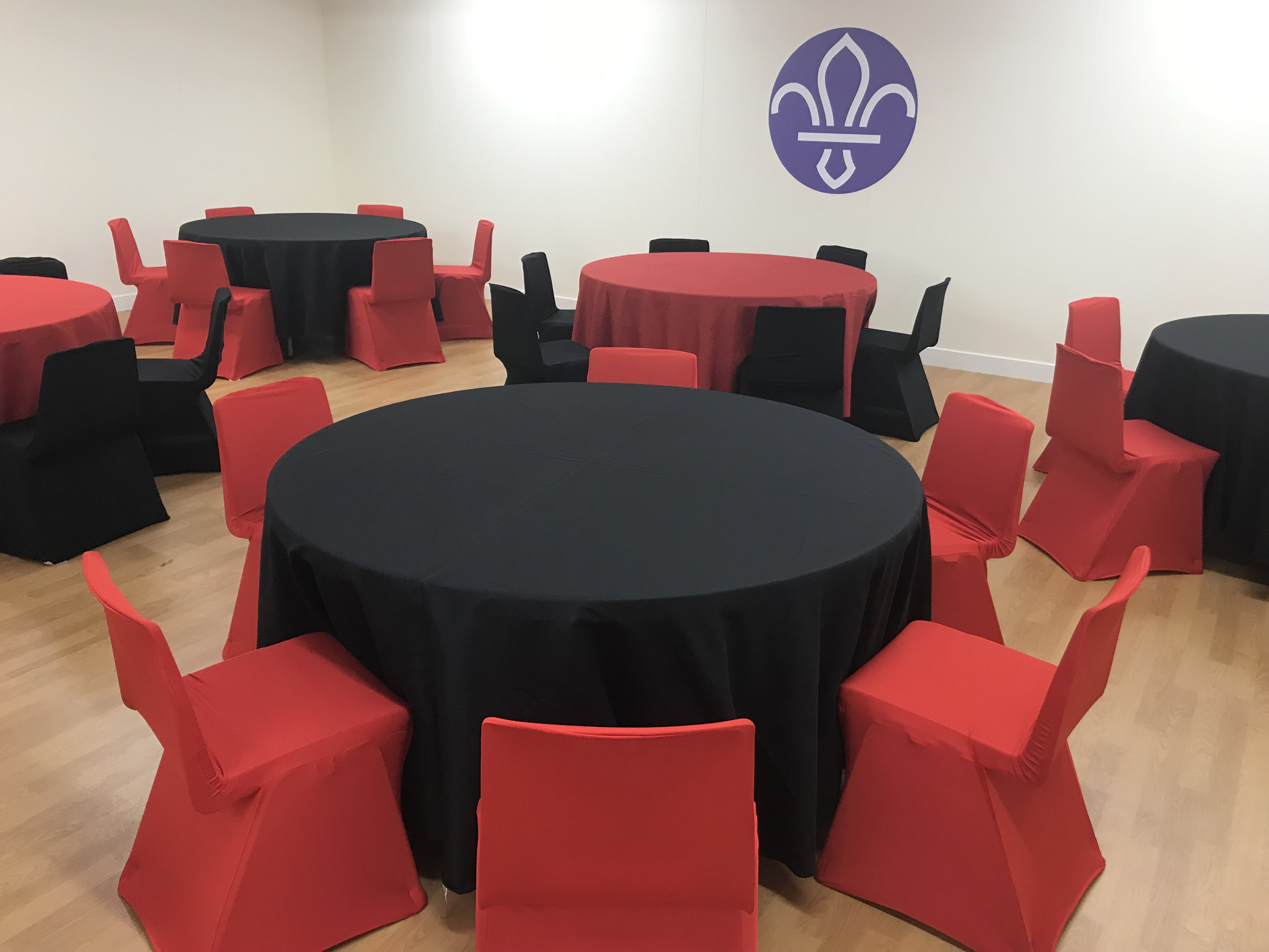 Scout HQ Event Hire